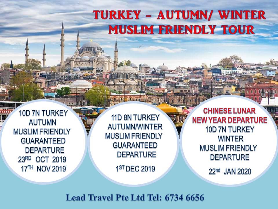 Turkey Autumn Winter